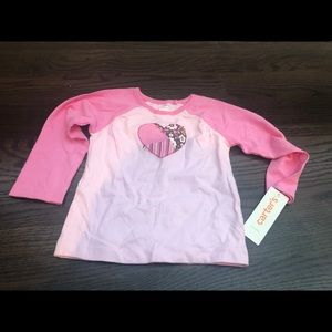 Carters top18 months NWT
